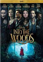 Cover image for Into the woods
