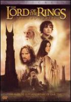 Cover image for The lord of the rings the two towers