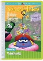 Cover image for VeggieTales Madame blueberry