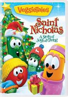 Cover image for VeggieTales Saint Nicholas : a story of joyful giving