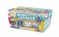 Cover image for Kids First. Robot engineer