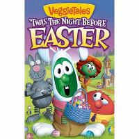 Cover image for VeggieTales 'twas the night before Easter