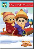 Cover image for Daniel Tiger's neighborhood. Daniel's winter wonderland
