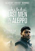Cover image for Last men in Aleppo