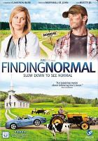 Cover image for Finding Normal
