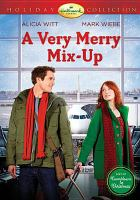 Cover image for A very merry mix-up