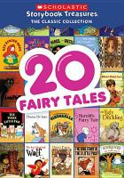 Cover image for 20 fairy tales