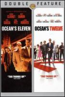 Cover image for Ocean's eleven Ocean's twelve