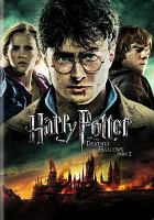 Cover image for Harry Potter and the deathly hallows. Part 2