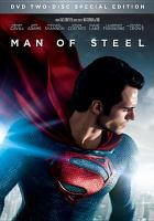 Cover image for Man of steel