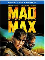 Cover image for Mad Max. Fury road