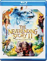 Cover image for The neverending story II the next chapter