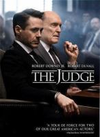 Cover image for The judge