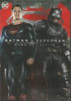 Cover image for Batman v Superman. Dawn of justice