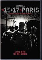 Cover image for The 15:17 to Paris
