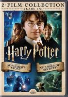 Cover image for Harry Potter and the sorcerer's stone Harry Potter and the chamber of secrets