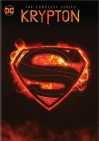 Cover image for Krypton. The complete series