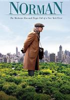 Cover image for Norman : the moderate rise and tragic fall of a New York fixer