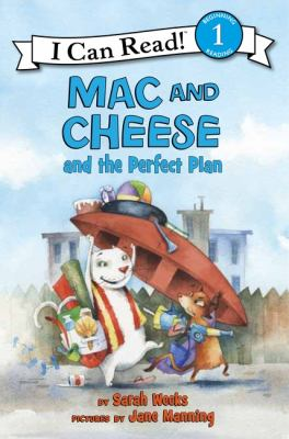 Cover image for Mac and Cheese and the perfect plan