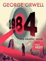 Cover image for 1984 : the graphic novel
