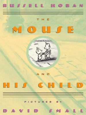 Cover image for The mouse and his child