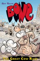 Cover image for Bone. 2, The great cow race