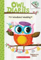 Cover image for A woodland wedding