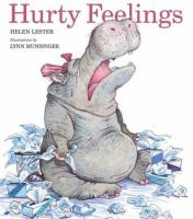 Cover image for Hurty feelings