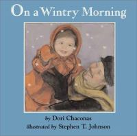 Cover image for On a wintry morning