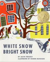 Cover image for White snow, bright snow