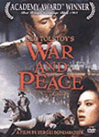 Cover image for War and peace.