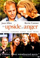 Cover image for Upside of anger