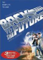 Cover image for Back to the future