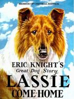 Cover image for Lassie come-home