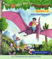 Cover image for Magic tree house collection. Books 1-8