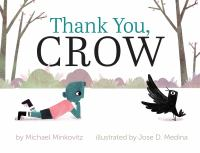 Cover image for Thank you, Crow