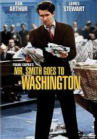 Cover image for Mr. Smith goes to Washington