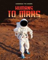Cover image for Humans to Mars
