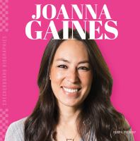 Cover image for Joanna Gaines