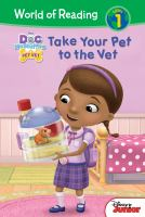 Cover image for Take your pet to the vet