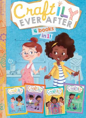 Cover image for Craftily ever after : 4 books in 1!