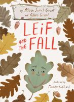 Cover image for Leif and the fall