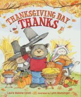Cover image for Thanksgiving day thanks