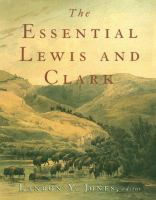 Cover image for The essential Lewis and Clark