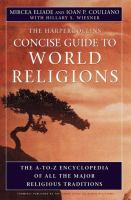 Cover image for The HarperCollins concise guide to world religions