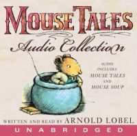 Cover image for Mouse tales : audio collection