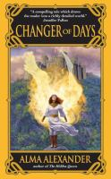 Cover image for Changer of days