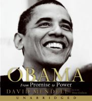 Cover image for Obama : from promise to power