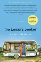 Cover image for The leisure seeker BOOK CLUB #28
