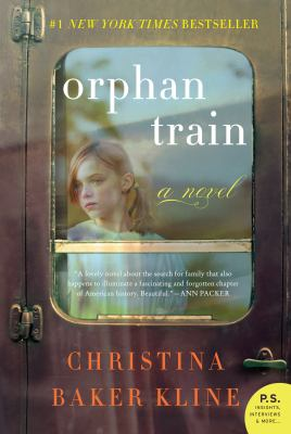 Cover image for Orphan train BOOK CLUB #18 a novel